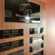 Legacy Golf Mens League